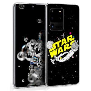 Carcasa Samsung G988 Galaxy S20 Ultra 5G Licencia Star Wars
