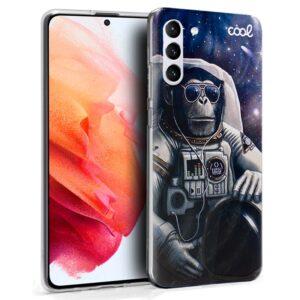 Carcasa Samsung G990 Galaxy S21 Dibujos Astronauta