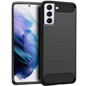 Carcasa Samsung G996 Galaxy S21 Plus Carbón Negro
