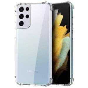 Carcasa Samsung G998 Galaxy S21 Ultra AntiShock Transparente
