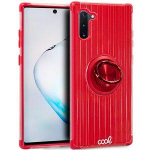 Carcasa Samsung N970 Galaxy Note 10 Hard Anilla Rojo