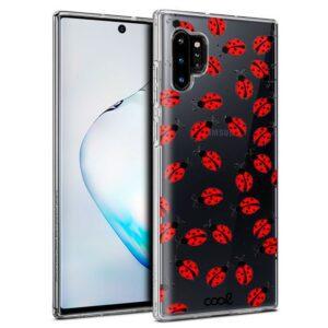 Carcasa Samsung N975 Galaxy Note 10 Plus Clear Mariquitas