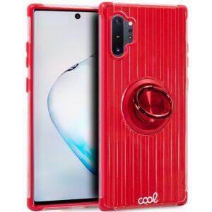 Carcasa Samsung N975 Galaxy Note 10 Plus Hard Anilla Rojo