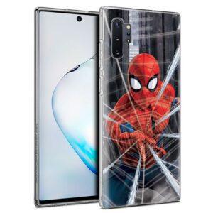 Carcasa Samsung N975 Galaxy Note 10 Plus Licencia Marvel Spider – Man