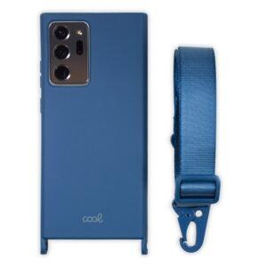 Carcasa Samsung N985 Galaxy Note 20 Ultra Cinta Azul