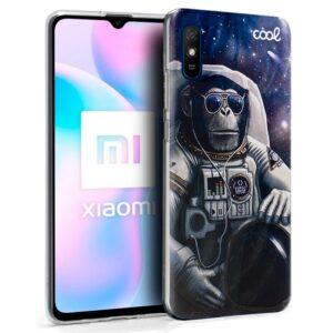 Carcasa Xiaomi Redmi 9A / 9AT Dibujos Astronauta