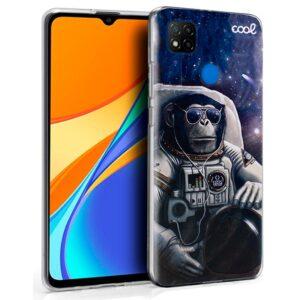 Carcasa Xiaomi Redmi 9C Dibujos Astronauta