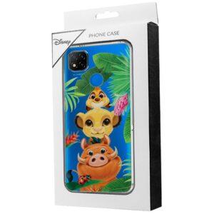 Carcasa Xiaomi Redmi 9C Licencia Disney Rey Leon