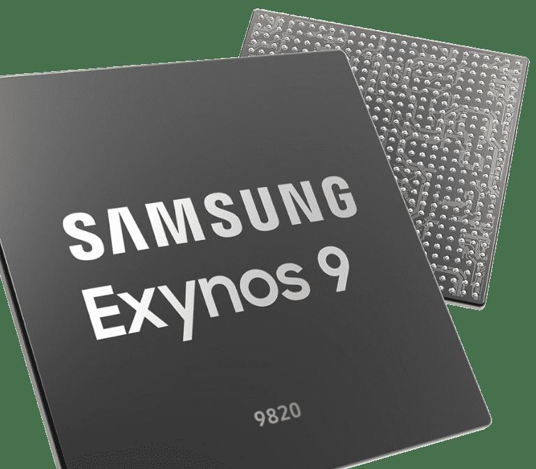 Chipset Samsung Galaxy S21