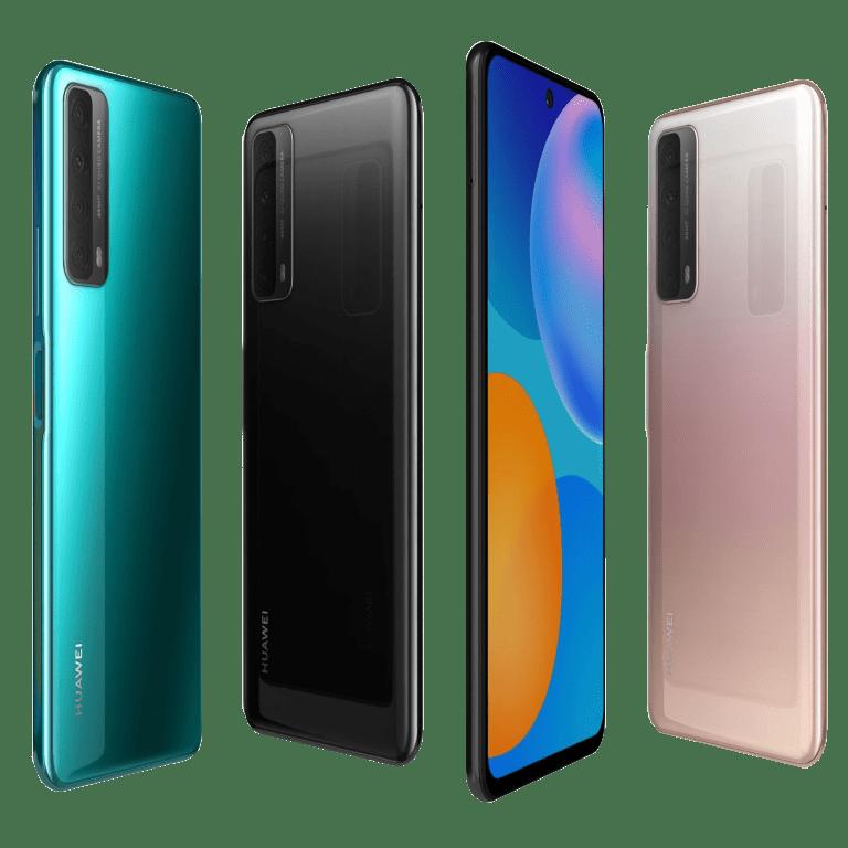 Compra Gama Huawei P Smart 2021 Colores