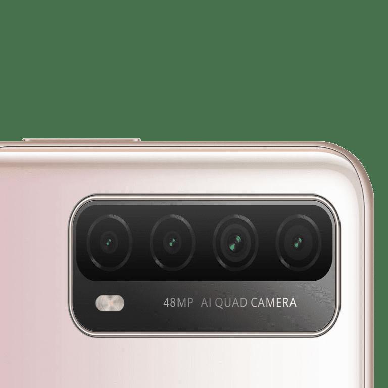 Compra Móvil Huawei P Smart 2021 Camaras