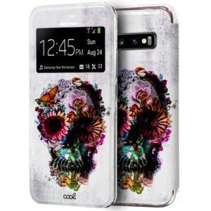 Carcasa Samsung G975 Galaxy S10 Plus Dibujos Calavera