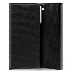 Funda Flip Cover Samsung G990 Galaxy S21 Liso Negro