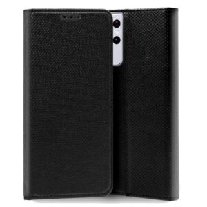 Funda Flip Cover Samsung G998 Galaxy S21 Ultra Liso Negro