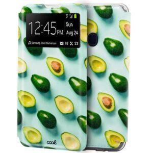 Carcasa Samsung M215 Galaxy M21 Dibujos Aguacate
