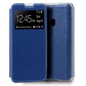 Funda Flip Cover Samsung M315 Galaxy M31 Liso Azul