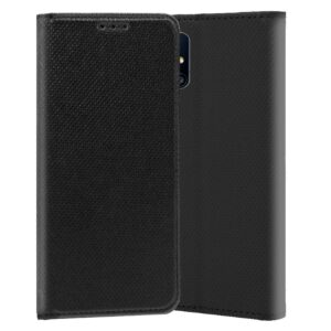 Funda Flip Cover Samsung M317 Galaxy M31s Liso Negro