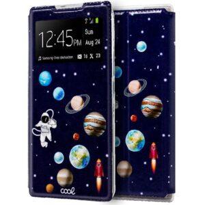Carcasa Samsung N970 Galaxy Note 10 Dibujos Astronauta