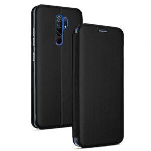 Funda Xiaomi Redmi 9 Elegance Negro