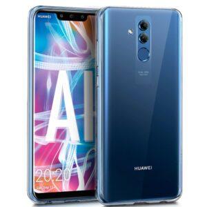 Funda Silicona Huawei Mate 20 Lite (Transparente)