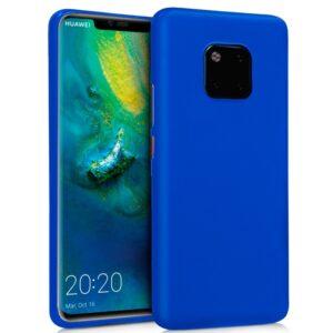 Funda Silicona Huawei Mate 20 Pro (Azul)