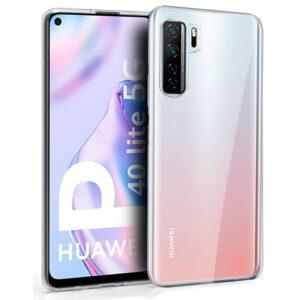 Funda Huawei P40 Lite 5G (Transparente)