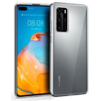 Funda Huawei P40 Pro (Transparente)