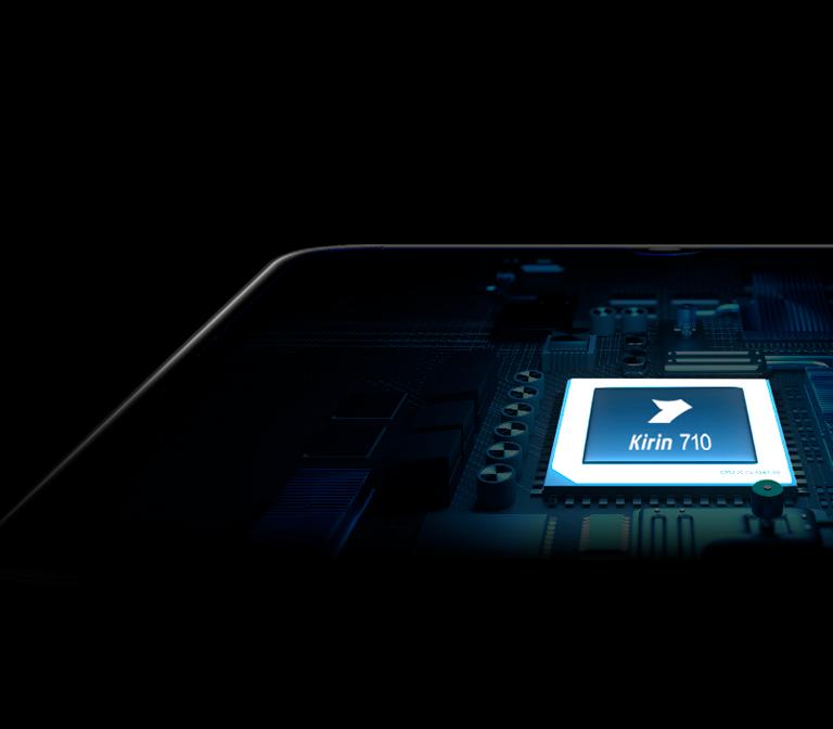 Procesador Kirin 710 Huawei Psmart 2021