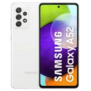 Samsung Galaxy A52 4G 6/128GB Blanco