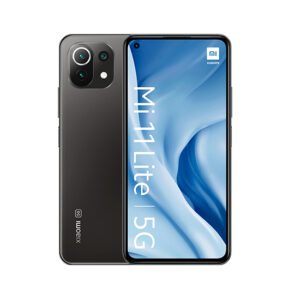 Xiaomi Mi 11 Lite 5G 8/128GB Negro Trufa