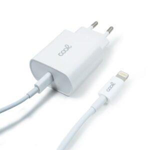 Cargador iPhone COOL 20W Tipo C – Lightning