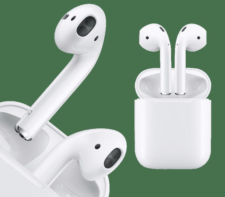 Compra Apple Airpods V2 Baratos