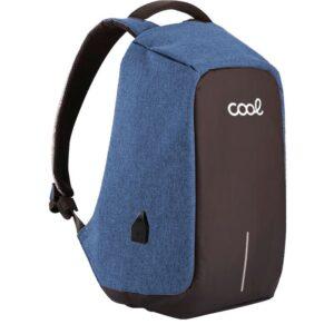 Mochila Ordenador Portátil COOL 15-16 Pulg Memphis Azul