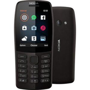 Nokia 210 16GB Dual Sim Negro