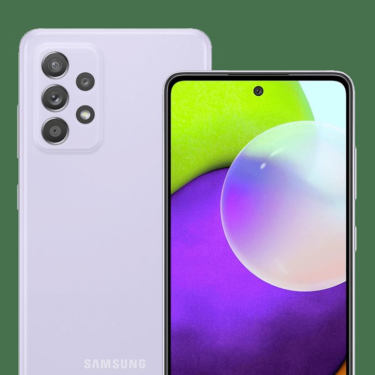 Oferta móvil Samsung Galaxy A52