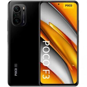 Xiaomi PocoPhone F3 5G 8/256GB Negro Nocturno