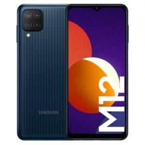 Samsung Galaxy M12 4/64GB Negro