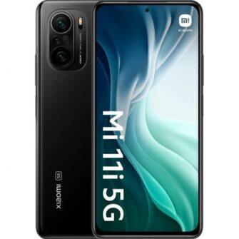 Xiaomi Mi 11i 5G 8/256GB Negro