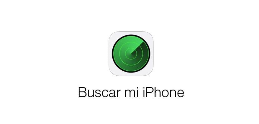 como localizar movil iPhone
