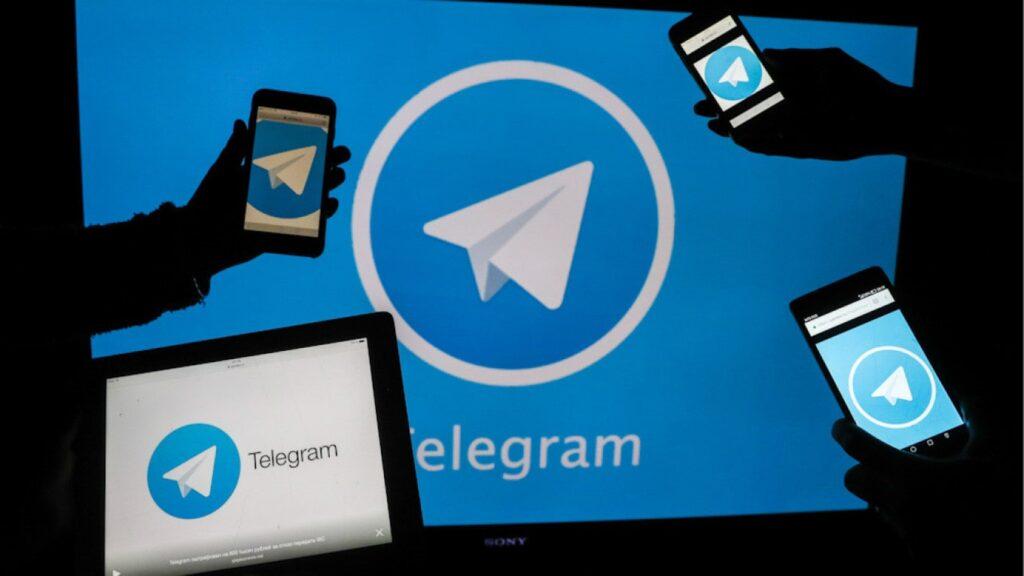 guia principiantes telegram