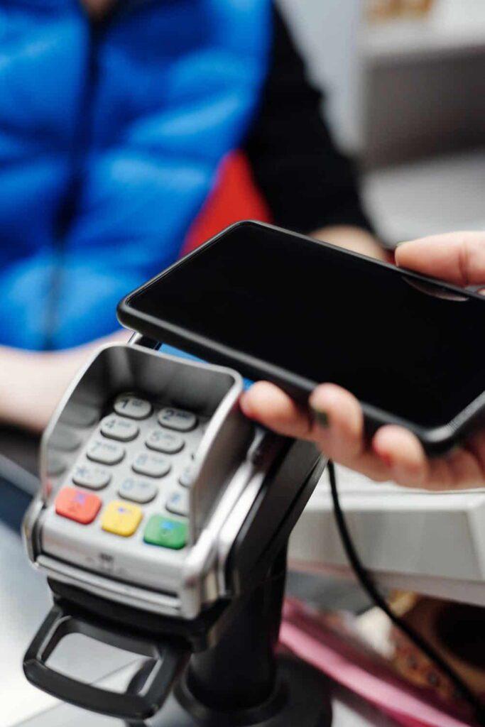 Formas de pagar con el móvil