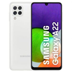 Samsung Galaxy A22 4/128GB Blanco