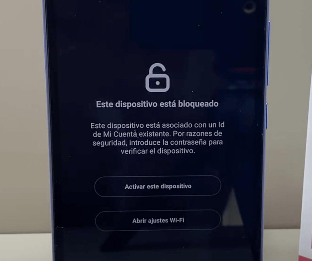 Cómo eliminar la cuenta Xiaomi MI