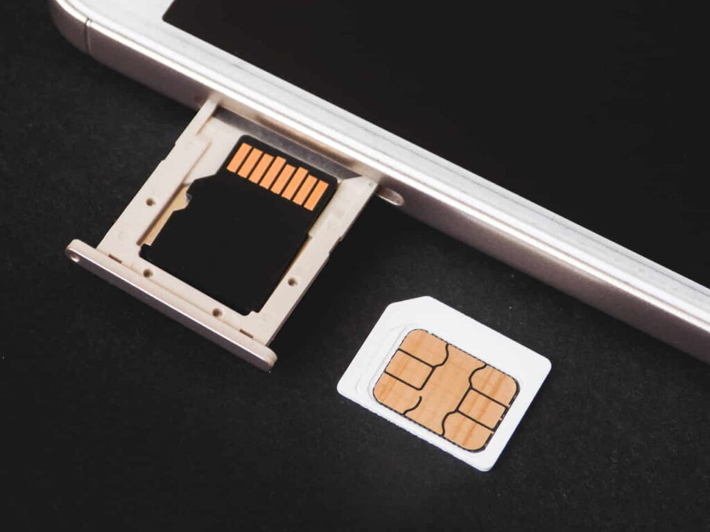 No funciona la tarjeta SIM