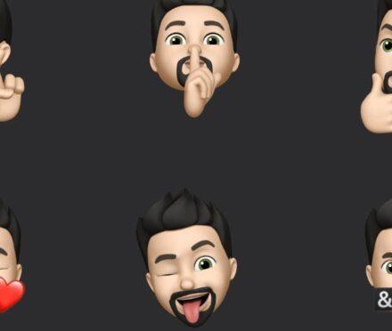 Cómo hacer stickers en móviles iPhone