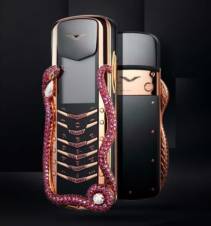 Cuál es el móvil más caro del mundo