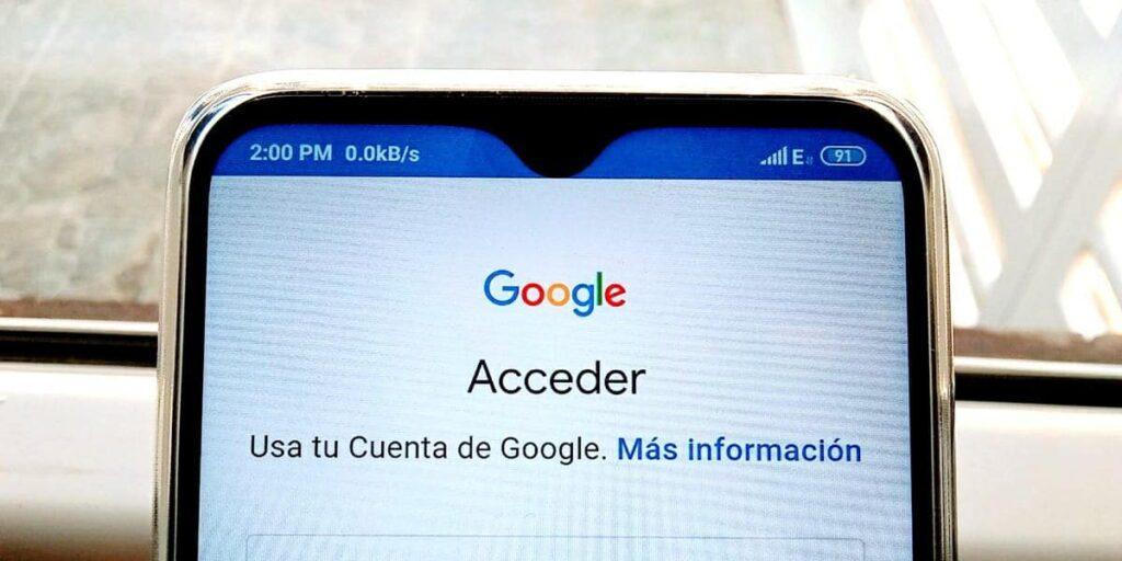 Formas de eliminar por completo tu cuenta de Google