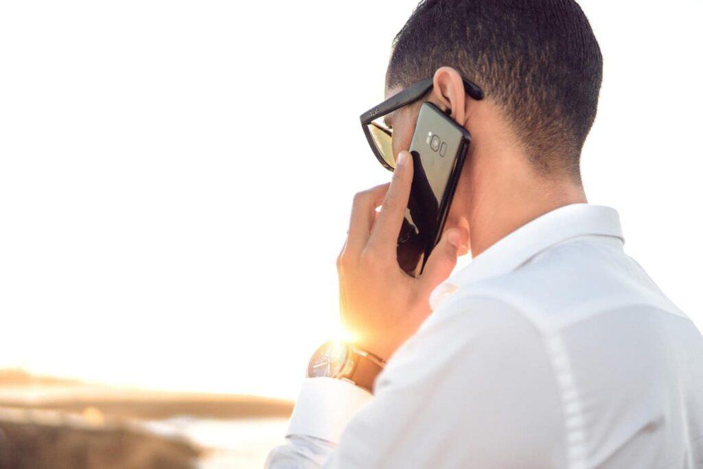 Solucionar eco en el móvil