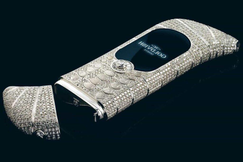 teléfono móvil más caro del mundo