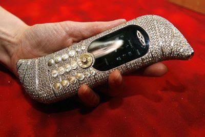 teléfonos móviles más caros del mundo